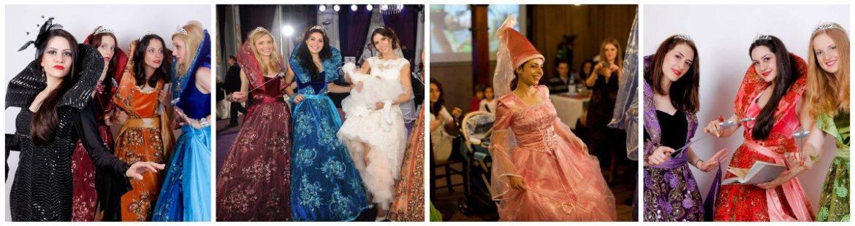 ursitoare organizare spectacole evenimente firma petreceri copii clovni modelare baloane face painting teatru papusi Mos Craciun personaje poveste